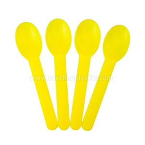 Compostable boima Weight monate ka yogurt Spoon