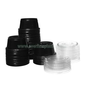 Plastic Portion Cup with Lid 1.5oz