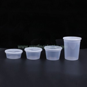 Deli / Soup Containers with Lids