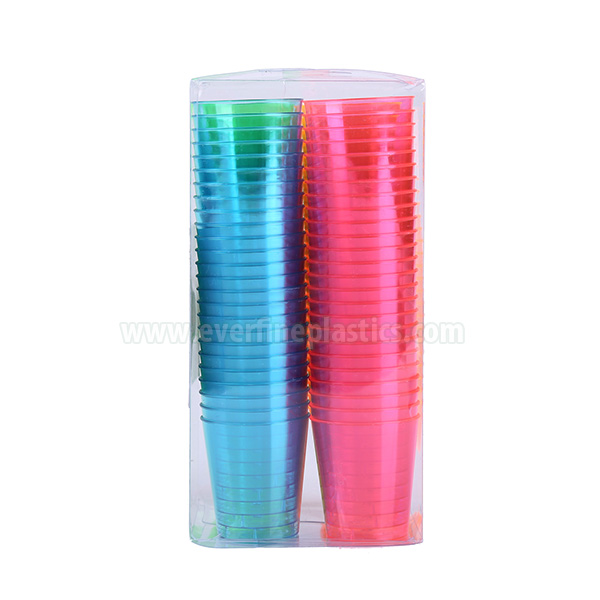 Manufacturing Companies for Plastic Cups – 2oz Neon Shot