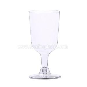 Plastic Cups – 7oz Wine Glass