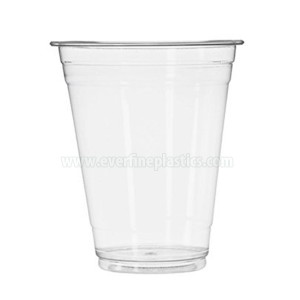 PET desbotables altos smoothie vasos de 24 oz