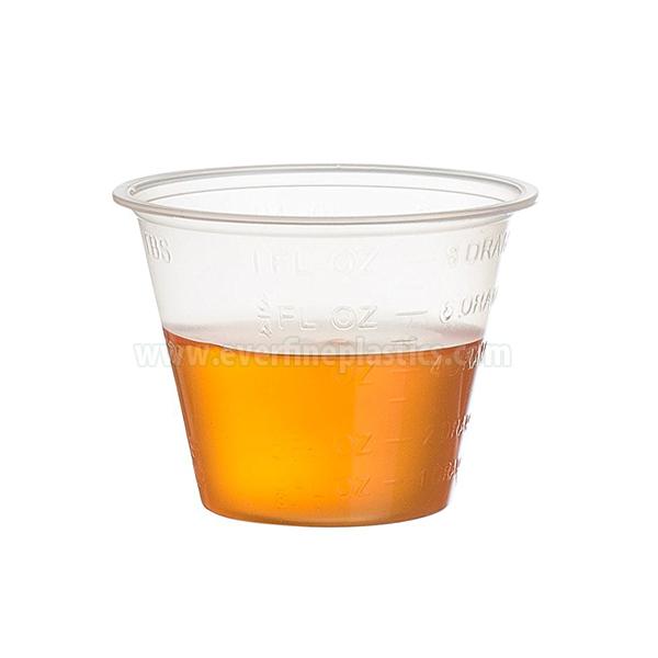 Plastic Medicine Cup 1 oz Featured Image