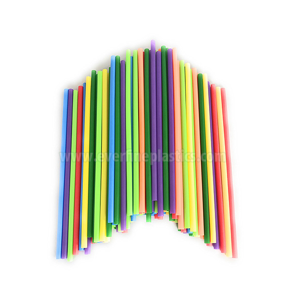 Plastic Giant Straight Straws 10 1/4 Inches Featured Image