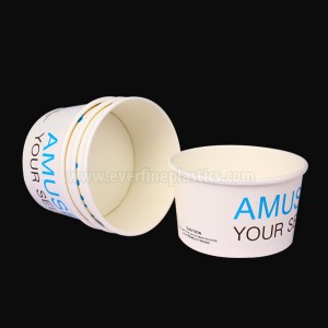 Reasonable price for Paper Ice Cream Cups for Qatar Suppliers