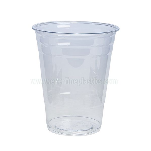 Plastic Cup Crystal Clear PET 16oz Featured Image