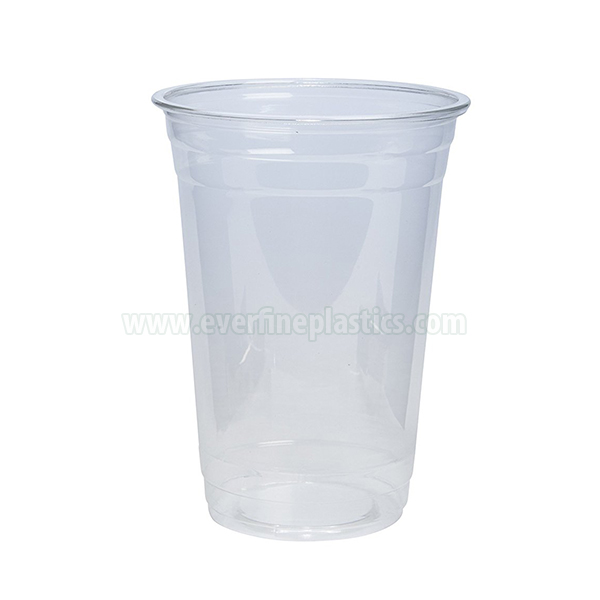 Plastic Cup Crystal Clear PET 20oz Featured Image