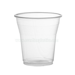 Plastic Cup Crystal Clear PP 5 oz
