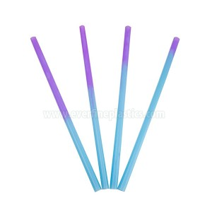 Plastic Color Changing Straws