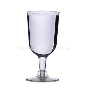 Plastic Cups - 7oz Wine Glass