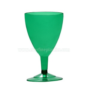 Plastic Cups - 5.5oz Wine Glass